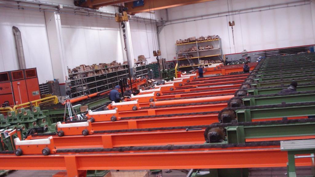 CMV Costruzioni Meccaniche Valentini, Roncone Trentino